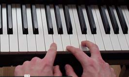 Blues Piano Lessons