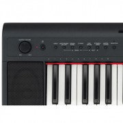 Yamaha NP11 Piaggero Portable Digital Piano - close up